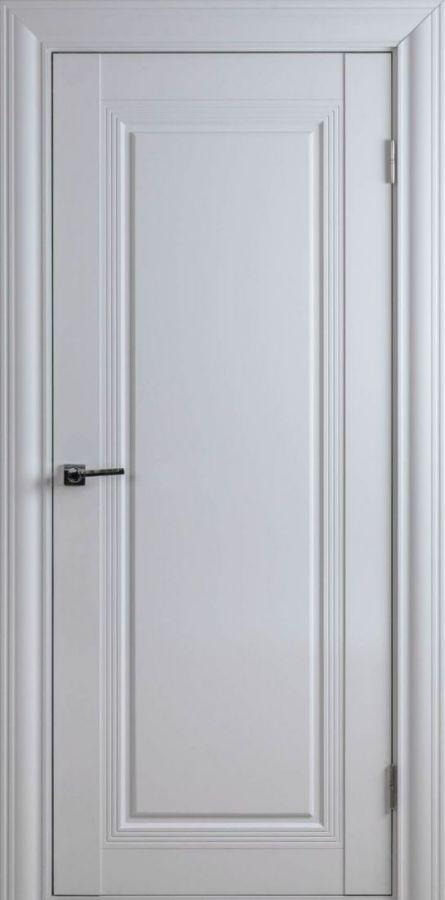 Дверной блок Арт Классик-3F Белый Шёлк