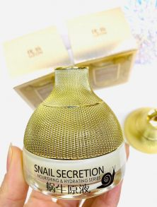 Крем для лица Uzon Snail Secretion Nourishing and Hydrating Series