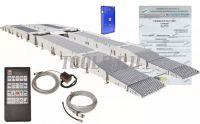 Поверка стенда для диагностирования тормозных систем и статической нагрузки на ось фото
