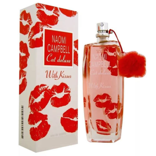 Туалетная вода Naomi Campbell Cat Deluxe with Kisses 75 мл (Sale)