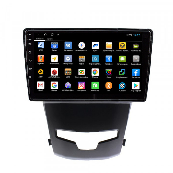 Parafar PF355AHD-Low для Ssang Yong Actyon 2013+ на Android 10.0 Штатная магнитола