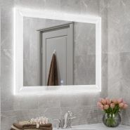 Зеркало с подсветкой Alavann Classic 80