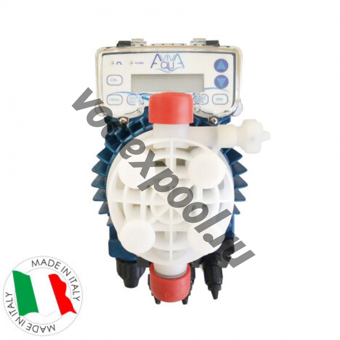 Мембранный дозирующий насос Aquaviva TRP800 Smart Plus pH/Rх 0.1-18 л/ч