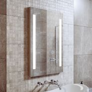 Зеркало с LED подсветкой Alavann Neve Duo 60x80