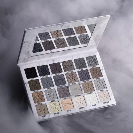 Копия Тени для век Jeffree Star Cosmetics Cremated Eyeshadow Palette