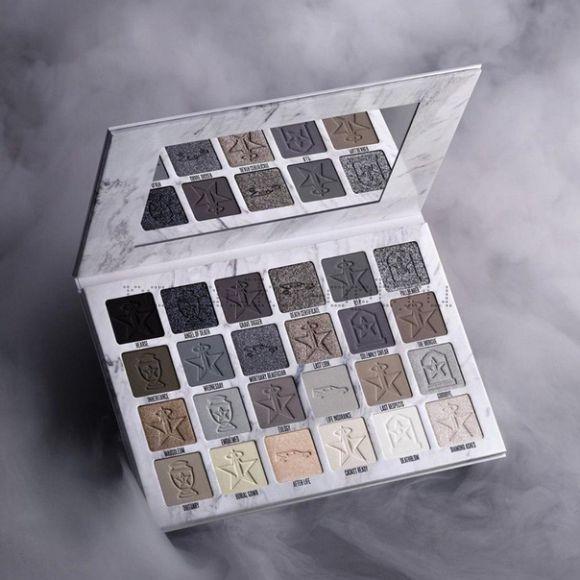 Копия Тени для век Jeffree Star Cosmetics Cremated Eyeshadow Palette