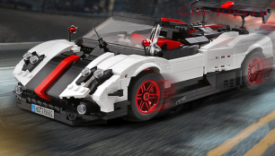 Конструктор MOULD KING Technic Creative Idea Pagani Zonda Cinque 13105 960 дет