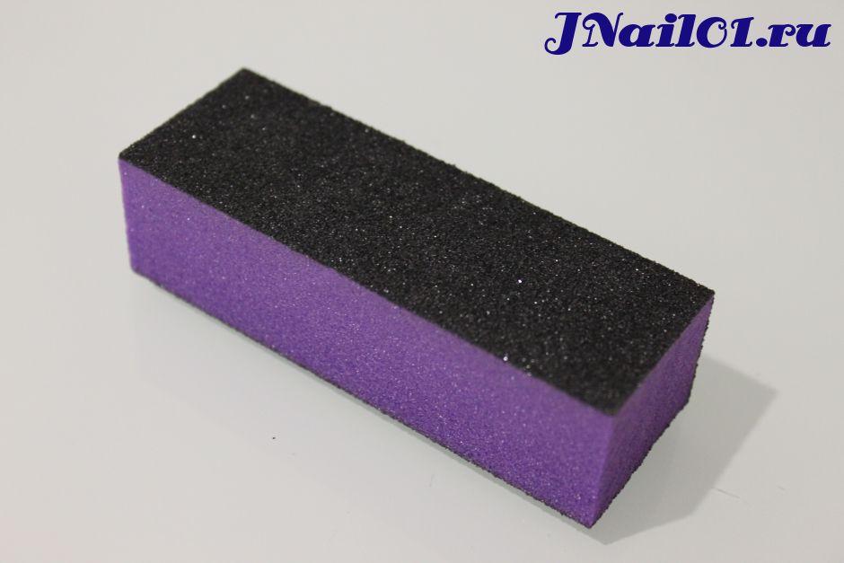 Шлифовальные блоки-бафы для ногтей 100/180