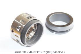 Торцевое уплотнение 25mm 58U BO BBR1C1