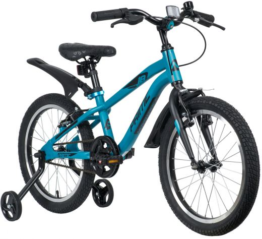 Велосипед Novatrack Prime 18 синий