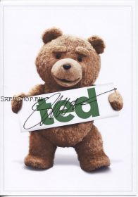 Автограф: Сет МакФарлейн. Третий лишний / Ted