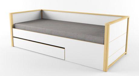 Кровать нижняя с фальшпанелью универсальная Робин Wood Лайт
