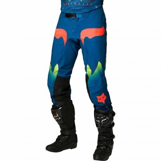 Fox Flexair Mawlr Dust Blue штаны для мотокросса