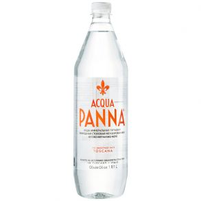 Вода минеральная ACQUA PANNA природная столовая пресная негазированная