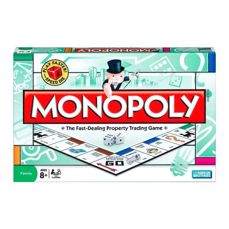 Настольная Игра большая Монополия