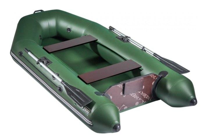 Лодка моторная ПВХ Аква