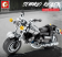 Конструктор Sembo Block Technic Мотоцикл Yamaha V-Max 701110 249 дет