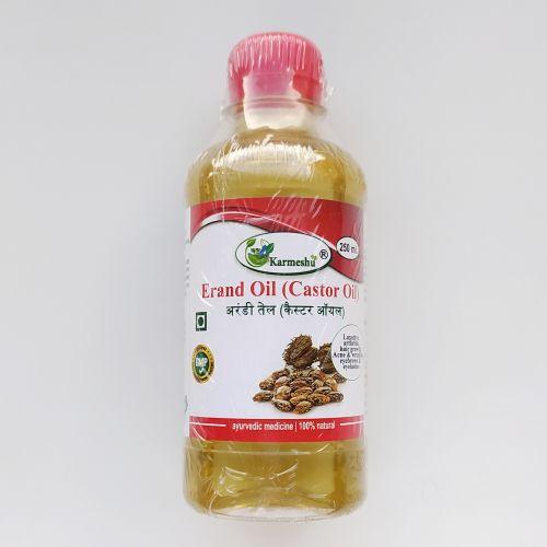 Касторовое масло | Castor oil | 250 мл | Karmeshu