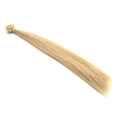 Волосы для кукол Трессы 30 см. прямые Элит (КЛ 25190)
