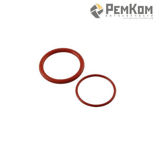 RK03032 * 8200068566/83 * Уплотнительные кольца дроссельной заслонки для а/м LAR, Renault Logan, Sandero, Duster  (16 кл. дв., силикон, компл. 2  шт.)