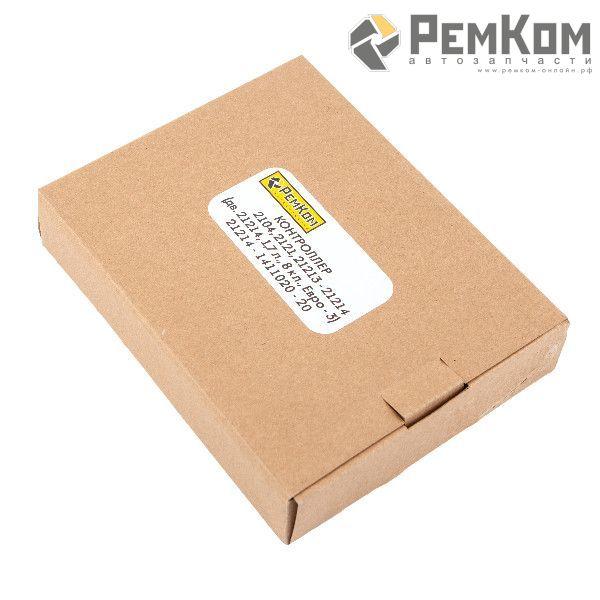 RK03043 * 21214-1411020-20 * Контроллер для а/м 2104, 2121, 21213-21214 (дв. 21214, 1,7 л., 8 кл., Евро-3)