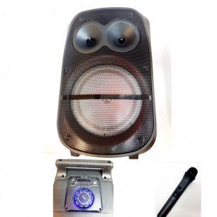 Портативная колонка с микрофоном SY-1777