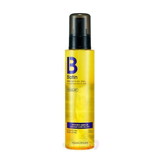 Holika Holika Масляный мист с биотином для поврежденных волос Biotin Damage Care Oil Mist