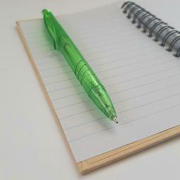ручки из rpet