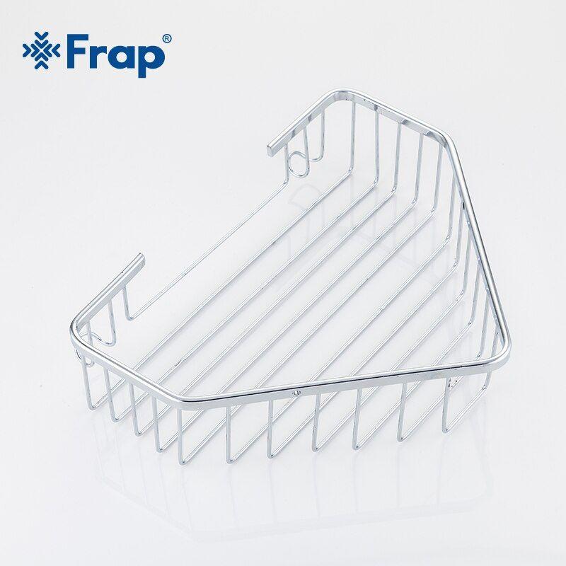 Полка Frap F335 Хром