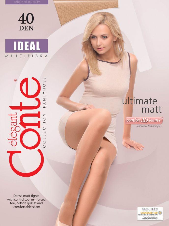 колготки CONTE Ideal 40