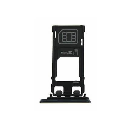 SIM-лоток (сим контейнер) для Sony Xperia X Compact (F5321) (Original)