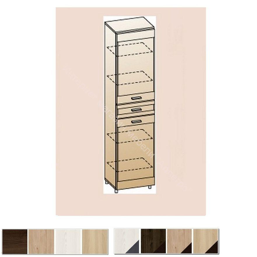 Шкаф многофункциональный ШК-2645 Камелия