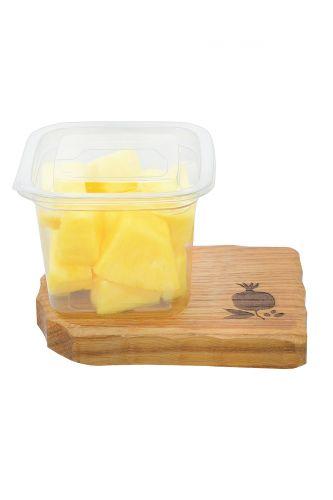 .Контейнер с ананасом 200г