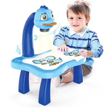 Детский Проектор Для Рисования Со Столиком для мальчиков Projector Painting