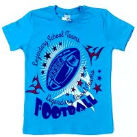Футболка для мальчика 6-9 лет BABY STYLE BS551
