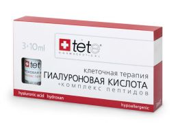 гиалуроновая кислота + комплекс пептидов