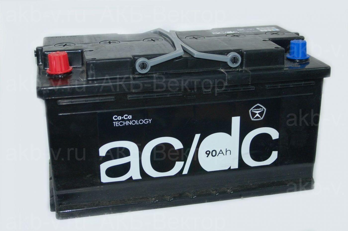 AC/DC 90Ач 720А (EN)
