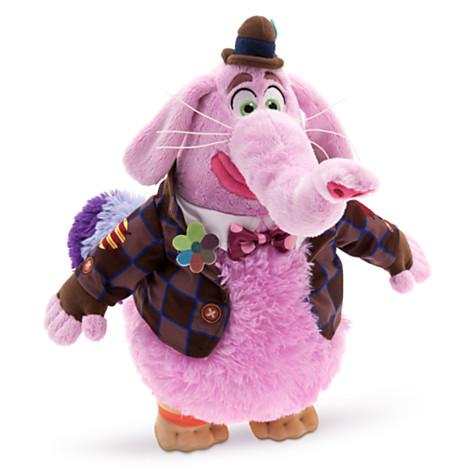 Мягкая игрушка Слон Бинго Бонго мультфильм Головоломка