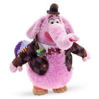 Мягкая игрушка плюшевая Слон Бинго Бонго мультфильм Головоломка купить