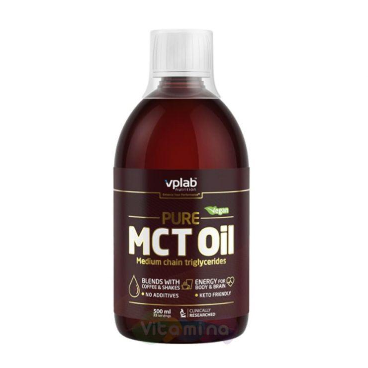 VPLab PURE MCT OIL, 500 мл