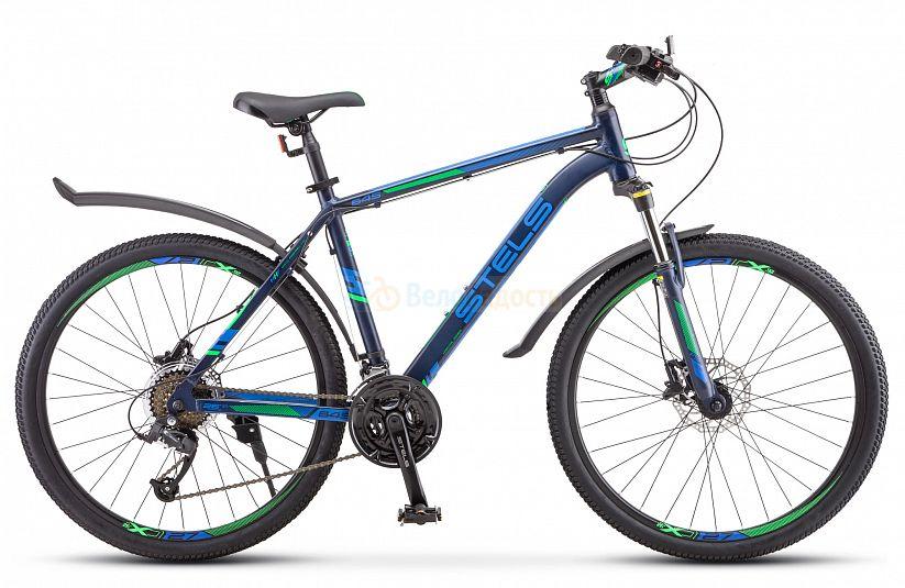 Велосипед горный Stels Navigator 645 D 26 V010 (2021)