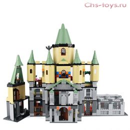 Конструктор King Magic Wolrd Замок Хогвартс 16029(5378) 1032 дет