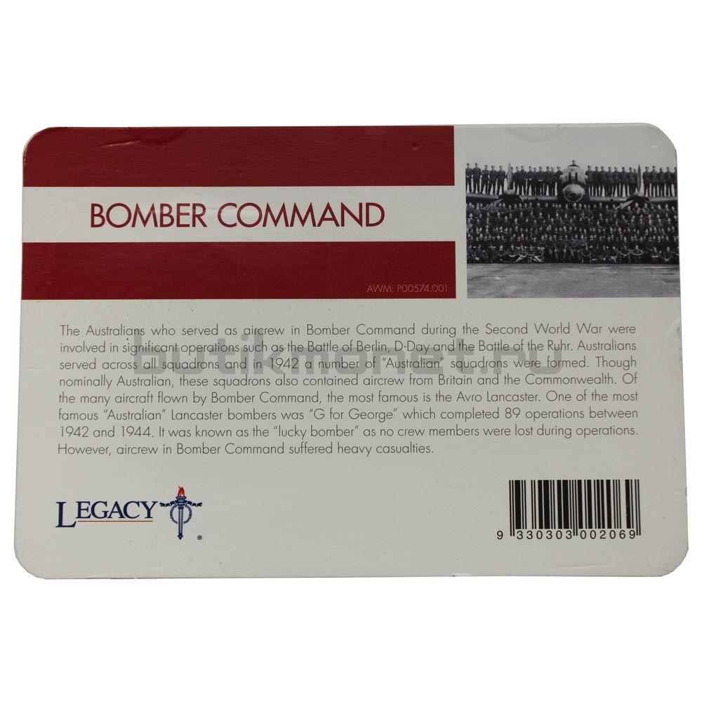 20 центов 2016 Австралия Команда бомбардировщиков (От АНЗАК до Афганистана)
