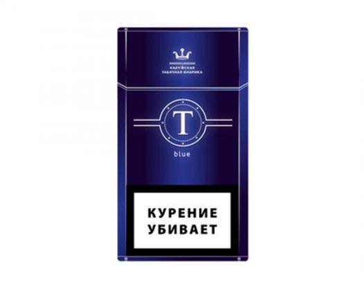 Сигареты Т-Blue