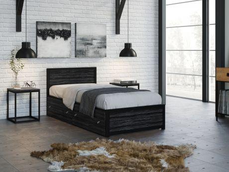 Кровать Титан Лофт 90