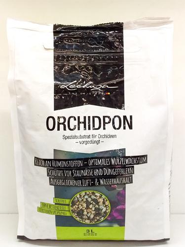 Субстрат LECHUZA-ORCHIDPON 3л