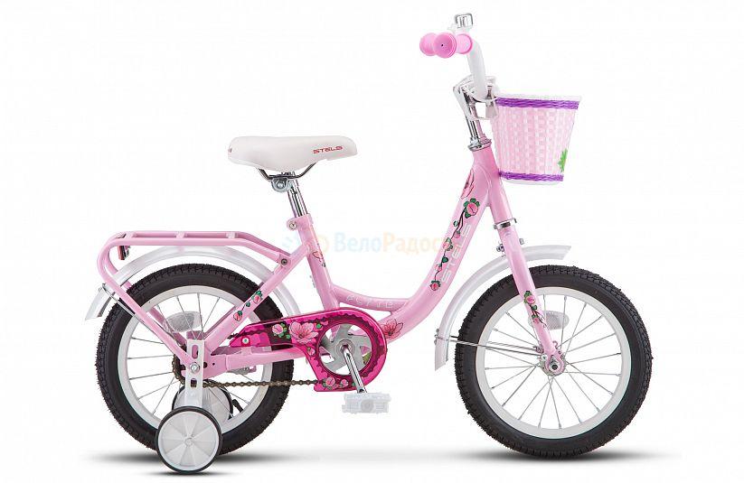 Велосипед детский Stels Flyte Lady 14 Z011 (2021)