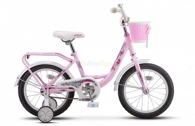 Велосипед детский Stels Flyte Lady 16 Z011 (2021)