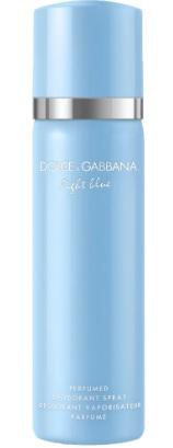 Парфюмированный дезодорант D&G Light Blue 200 ml (Для женщин)