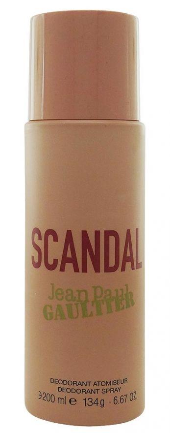 Парфюмированный дезодорант Jean Paul Gaultier Scandal 200 ml (Для женщин)